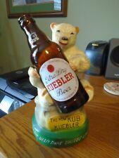 Kuebler Pa beer Back bar chalk statue Easton Pa Allentown beer