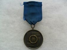 German WW2 Third Reich 8 year service medal