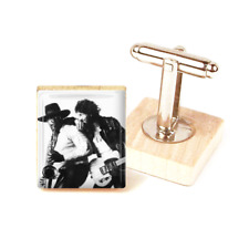 Bruce Springsteen Cufflinks Born to Run Cufflinks Bruce the Boss Handmade gift