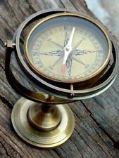Antique Vintage Ship Floating Jumble Compass