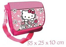 SAC A BANDOULIERE ENFANT HELLO KITTY ROSE 35 X 10 X 25 CM