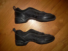SANSHA SPLIT SOLE JAZZ Shoes ~ VGC! Misses 5.5 M (or MENS 4 ) DANCE! Sz 5 1/2