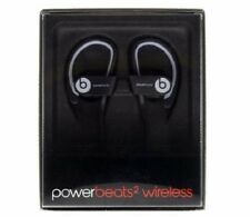 Beats by Dr Dre Powerbeats2 Wireless Ear-Hook Bluetooth Headphones - Black Gray