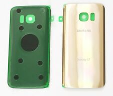 Original Battery Back cover Glass For Samsung Galaxy S7 G930 SPRINT/TMOBILE~GOLD