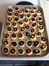 Pumpernick N Pastry Shoppe M & M Cookie Recipe for home-owner developed