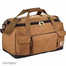 """New! Carhartt® Signature 19"""" Utility Duffel Bag Handyman Paint Carpenter Duffle"""