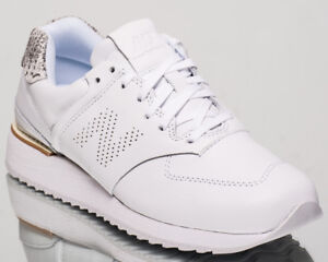 New Balance 745 Women's White Low Casual Athletic Lifestyle Sneakers Shoes