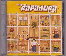 Edson X - Chill-out Rapadura - CD (AMCD221 2001 Azul)
