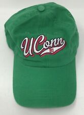 Champion U Conn 81 Baseball Hat Green University Connecticut Cap Varsity Vintage