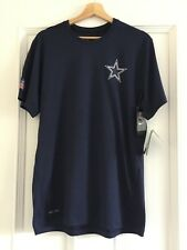 Nike NFL DALLAS COWBOYS Team Apparel Shirt Medium
