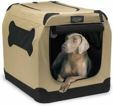 XL Dog Crate Kennel Soft Fabric Travel Portable Collapsible  Best Brand New