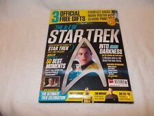 Star Trek SFX Special magazine Issue 61 June 2013 A-Z of with badge & posters