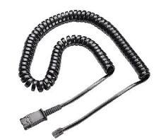 U10 QD cable 26716-01 for Plantronics M22 & Cisco 7941 7961 7971 7975 7985 8841