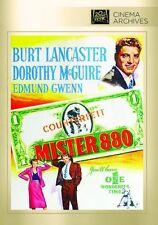 MISTER 880 (1950 Burt Lancaster)  - Region Free DVD - Sealed