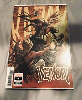 Venom #4 2nd Print Ryan Stegman 1st Cover of Knull (His Avatar) 🔥RARE FIND🔥NM