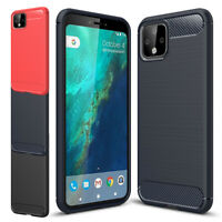 For Google Pixel 4XL / Pixel 4 Shockproof Soft Silicone Armor Slim Case Cover