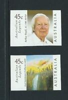 AUSTRALIA 1999 Arthur Boyd Self Adhesive 'Booklet Stamp' Set Mint (SG 1840-1841)