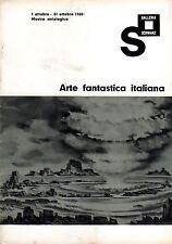 TADINI Emilio, Arte fantastica italiana
