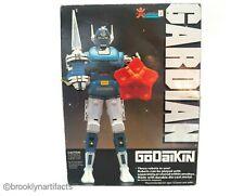 Vintage 1982 Bandai GoDaikin Gardian Robot Toy in Box