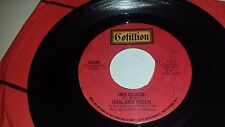 "GARLAND GREEN Hey Cloud / Plain And SImple Girl COTILLION 44098 45 7"" VINYL"