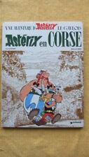 ASTERIX ET OBELIX T.20 : ASTERIX EN CORSE - E.O. DARGAUD -1973 UDERZO - GOSCINNY