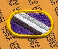 USACAPOC 95th Civil Affairs Bn CA Airborne para oval patch m/e