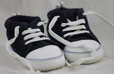 Baby Tennis Shoes Blue Fleece Casual Unisex  3-9 Months