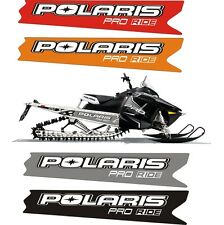 POLARIS RUSH PRO RMK 600 700 800 INDY ASSAULT 120 155 163 TUNNEL DECAL STICKER b