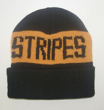 NRL WEST TIGERS MASCOT STRIPES  LICENSED RUGBY LEAGUE BEANIE FREE POSTAGE NEW