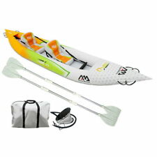 Aqua Marina AMKAYAKHM412 2 Person Inflatable Stand-up Paddle Board