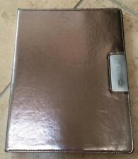 Cygnett Glam Silver Shiny Leather Folio iPad iPad 2 case
