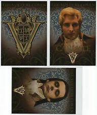 Twilight New Moon Photocards ~ VOLTURI COVEN 6-Card Insert Set (VO-1~6) Topps UK