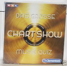 Clementoni - das große Chartshow Musikquiz
