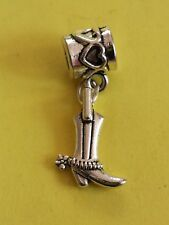 New European Charm Tibetan Silver Boots. Buy 1, 19 more ship free! Buy 5 get 1 f