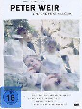 DVD-BOX NEU/OVP - Peter Weir Collection - 4 Filme - Die letzte Flut u.a.