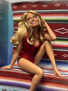 Black Label Barbie Collector Farrah Fawcett Barbie Doll New NIB 2010  NO RESERVE