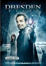 THE DRESDEN FILES SEASON 1 New Sealed 3 DVD Set