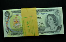 1 Dollar Bank Note of Canada Y- 1973 GUNC