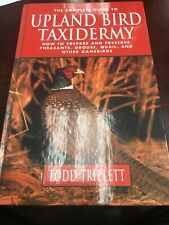 The Complete Guide To Upland Bird Taxidermy