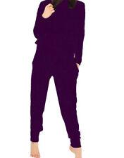 Tenues et ensembles violet à manches longues pour fille de 2 à 16 ans