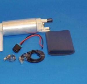 E3265 Electric Fuel Pump w/Strainer & Installation kits Fits: Cadillac GMC