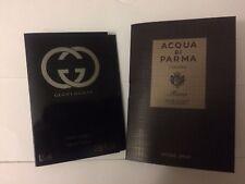 acqua di parma Colonia mirra & Gucci Guilty Pour Homme Edt 1.5ml*2 Vials