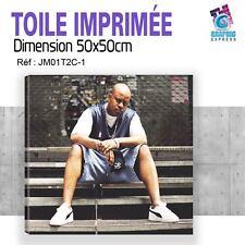 50x50cm - TOILE IMPRIMÉE TABLEAU  POSTER - JESSE MALIK FURIOUS 5 - JM01T2C-1