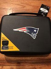 NWT NFL New England Patriots Go-Pro Camera Hard Case