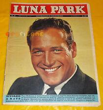LUNA PARK 1965 n. 17 Paul Newman