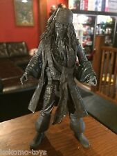 Prototype Test Shot Figure 2004 NECA Pirates of the Caribbean JACK SPARROW #X22