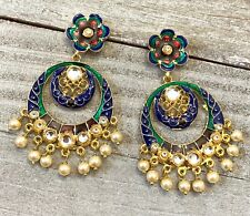 Women's Lady Elegant Vintage Handicraft Fashion Dangle Drop Earrings Weddings