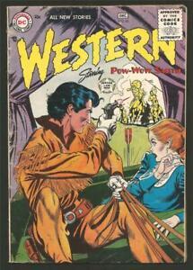 Western Comics #60, Dec. 1956