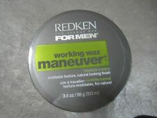 Redken for men working Wax Maneuver 3.4 oz / 98 g (100 ml )