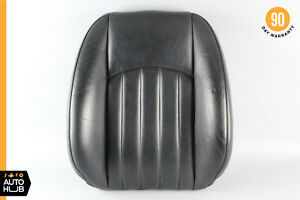 2006 Mercedes W219 CLS500 Front Left or Right Top Upper Seat Cushion Black OEM